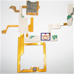 Nextel i870 rear flex cable