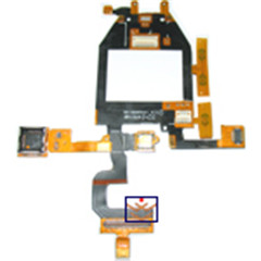 Nextel i885 lcd flex cable