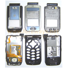 Nextel i860 housing