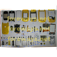 Nextel i897 housing
