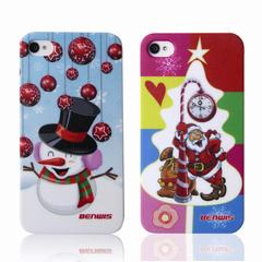 Apple iPhone 4S Christmas Edition Printing case