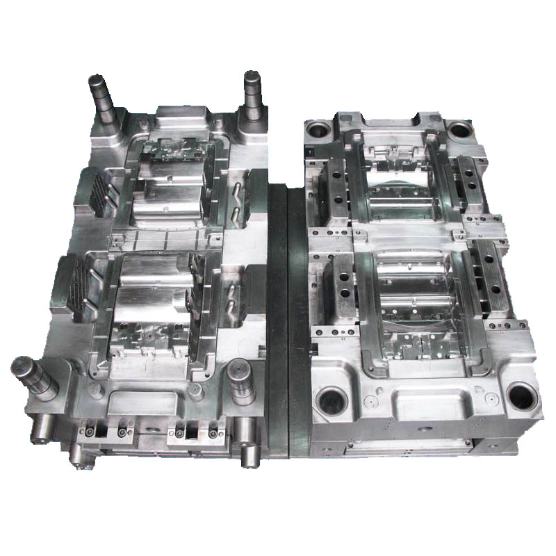plastic injection mould/molding for microcode plastic shell