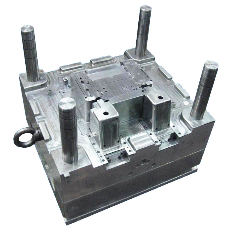 customized plastic injection mould for Medical detecting instrument